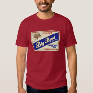 Big Bend National Park (Javelina) T Shirts