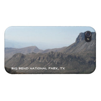 Big Bend National Park-Mountain View iPhone 4/4S Cover