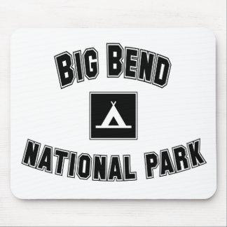 Big Bend National Park Mouse Mats