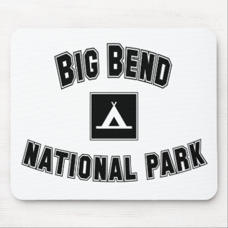 Big Bend National Park Mouse Pad