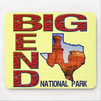 Big Bend National Park Mouse Pads