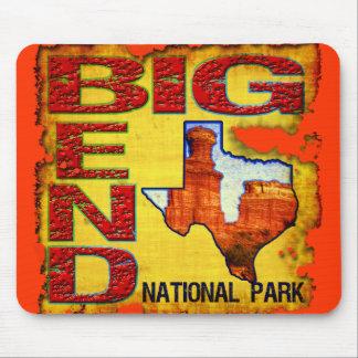 Big Bend National Park Mousepads