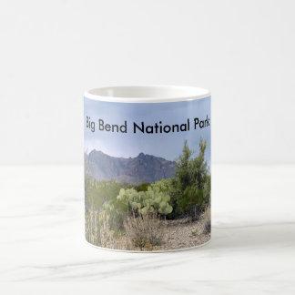 Big Bend National Park mug