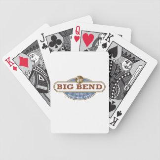 Big Bend National Park Poker Cards