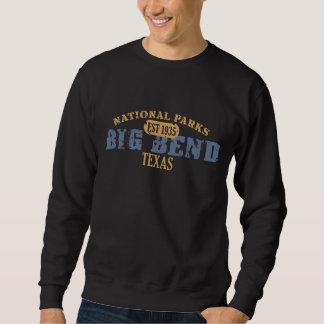 Big Bend National Park Pull Over Sweatshirts