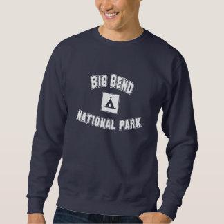 Big Bend National Park Pullover Sweatshirts