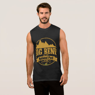 BIG BEND NATIONAL PARK SLEEVELESS SHIRT