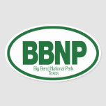 Big Bend National Park Sticker