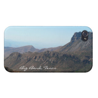 Big Bend National Park, Texas-Mountains/Customize iPhone 4 Cases