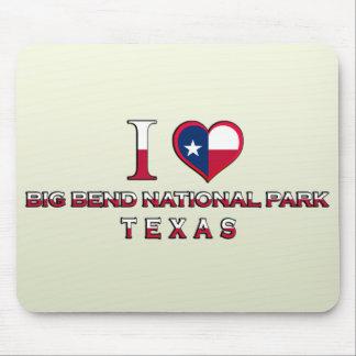 Big Bend National Park, Texas Mousepad