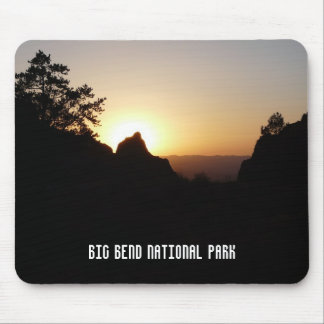 """Big Bend National Park-""""The Window"""" Mouse Pad"""