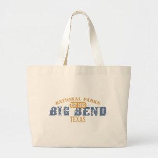 Big Bend National Park Canvas Bags