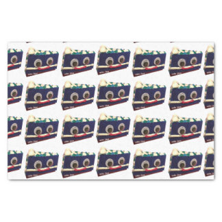 "Big Berry Cake Face Tissue Paper 10"" X 15"" Tissue Paper"