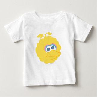 Big Bird Baby Big Face Baby T-Shirt