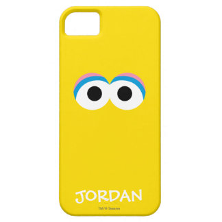 Big Bird Big Face | Add Your Name Barely There iPhone 5 Case