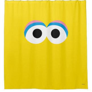 Big Bird Big Face Shower Curtain