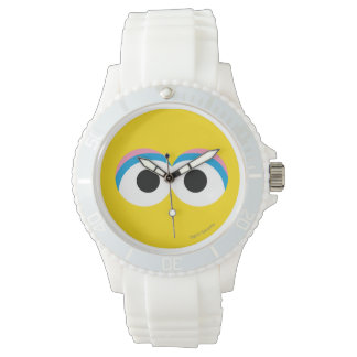 Big Bird Big Face Watch