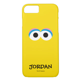 Big Bird Big Face | Your Name iPhone 8/7 Case