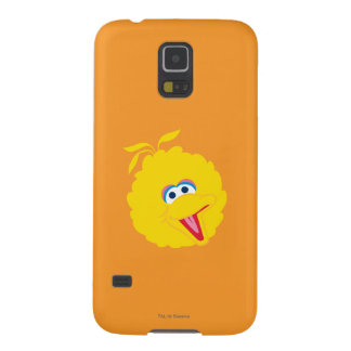 Big Bird Face Galaxy S5 Cases
