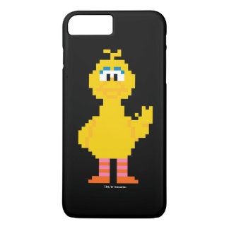 Big Bird Pixel Art iPhone 8 Plus/7 Plus Case