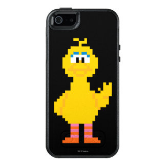 Big Bird Pixel Art OtterBox iPhone 5/5s/SE Case