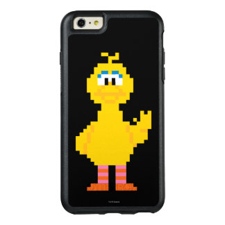 Big Bird Pixel Art OtterBox iPhone 6/6s Plus Case