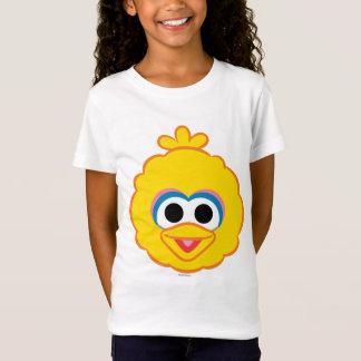 Big Bird Smiling Face 2 T-Shirt