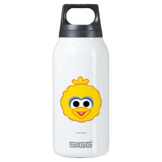 Big Bird Smiling Face Insulated Water Bottle