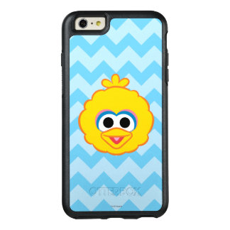 Big Bird Smiling Face OtterBox iPhone 6/6s Plus Case