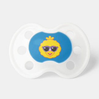 Big Bird Smiling Face with Sunglasses Dummy