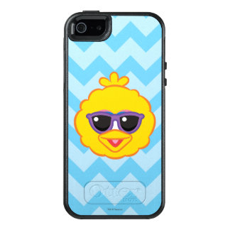 Big Bird Smiling Face with Sunglasses OtterBox iPhone 5/5s/SE Case