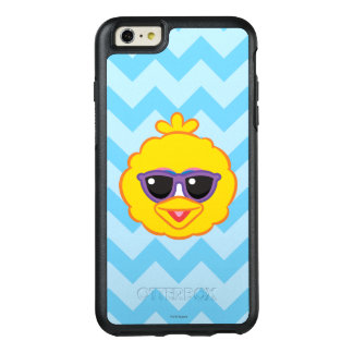 Big Bird Smiling Face with Sunglasses OtterBox iPhone 6/6s Plus Case