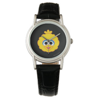 Big Bird Smiling Face Wristwatch