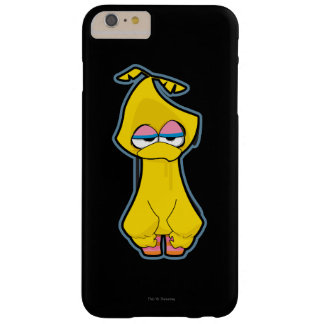 Big Bird Zombie Barely There iPhone 6 Plus Case