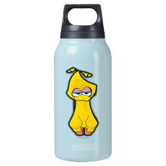 Big Bird Zombie Insulated Water Bottle