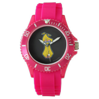 Big Bird Zombie Watch
