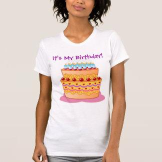Big Birthday Cake T-Shirt
