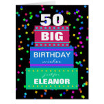 Big Birthday Greeting Cards Any Age