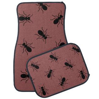 Big Black Ants Pest Control Van Novelty Car Mats Car Mat