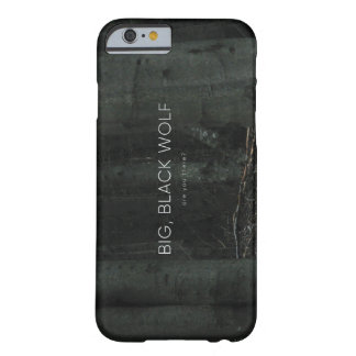 'Big, Black Wolf' Barely There iPhone 6 Case