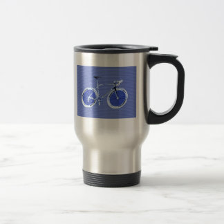 Big Blue Bike travel mug