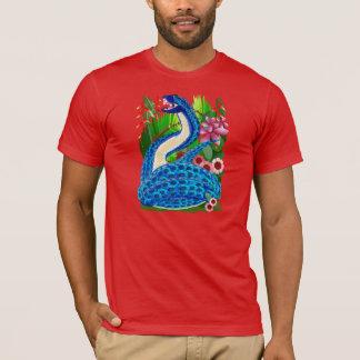 Big Blue Jungle Snake T-Shirt
