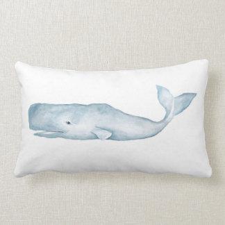 Big Blue Lumbar Accent Pillow
