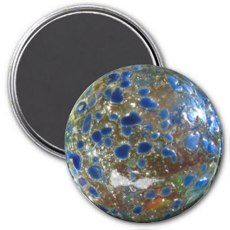 Big Blue Marble 7.5 Cm Round Magnet