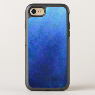 Big Blue OtterBox Symmetry iPhone 7 Case