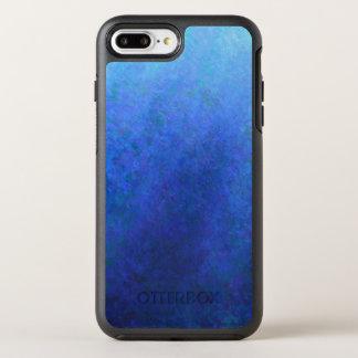 Big Blue OtterBox Symmetry iPhone 7 Plus Case