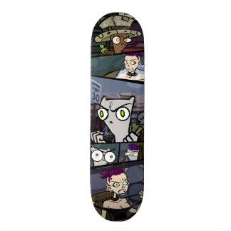 Big Board Of Anger Skateboard Deck