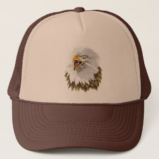 Big,Bold Eagle Head  Hat