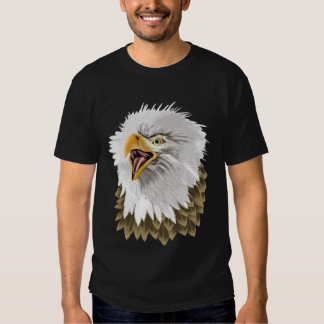 Big Bold Eagle Head Shirt