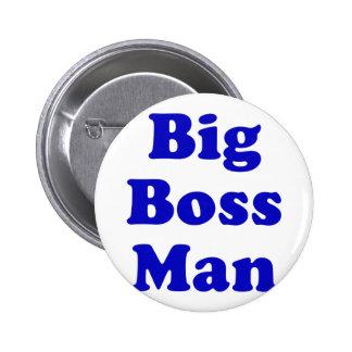 Big Boss Man 6 Cm Round Badge